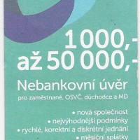 Půjčka 100 000