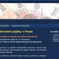 Nebankovní hotovostní půjčky Praha 5
