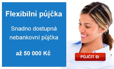 Půjčka 50 000 Kč - reklama